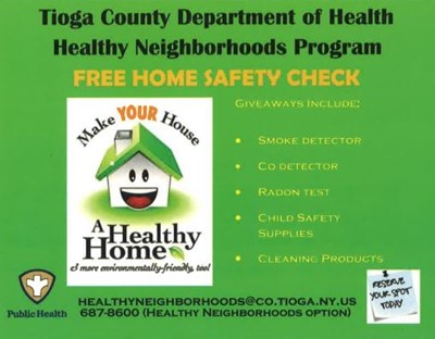 FREE Home Safety Check Flyer