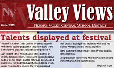 Correction to Winter Valley Views