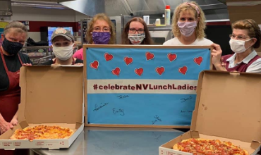 NVCSD Celebrates School Nutrition Team
