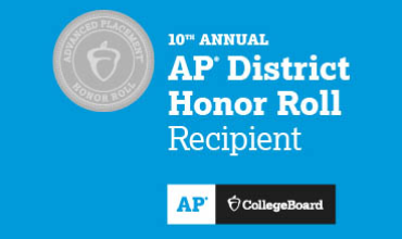 10th Annual AP District Honor Roll