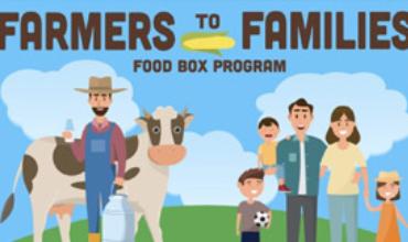 Tioga County Free Food Box Distribution