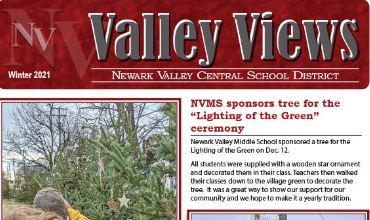 Winter edition of Valley Views added to website