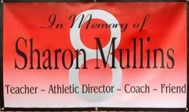 Sharon Mullins Sign for 5K