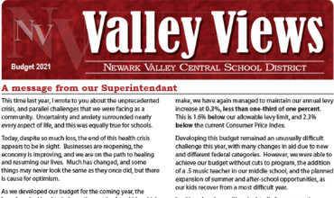 Valley Views News Letter