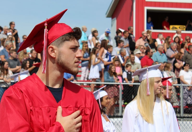 NV Graduation Ceremony